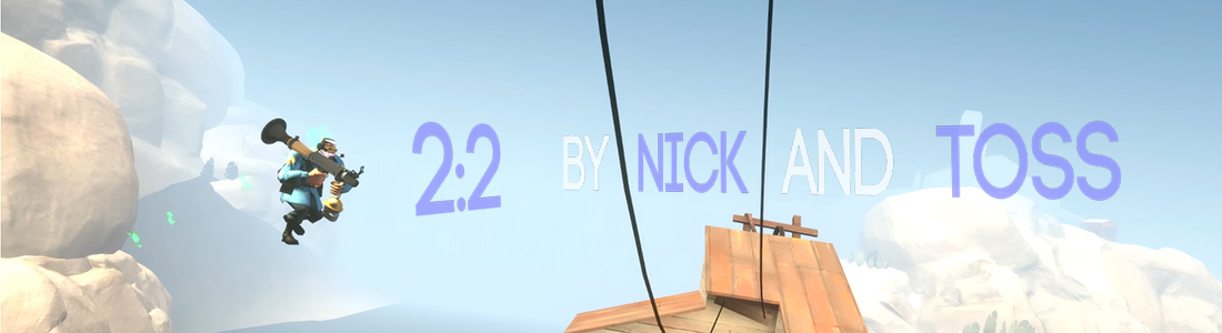 2:2 Jump Movie by Nick and Toss